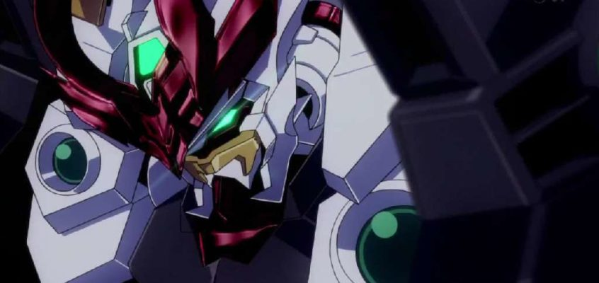 Watch Gundam Build Fighters Episode 8: Encounter of Fighters