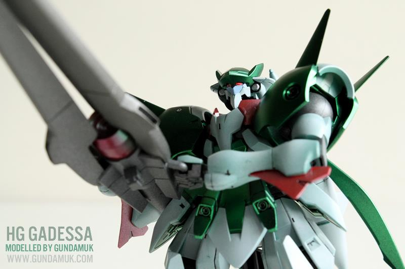 1/144 HG Gadessa by GundamUK