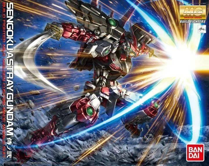 MG Sengoku Astray Gundam (Box Art, Price and Release Date)