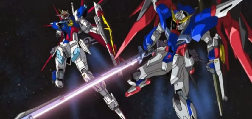 Watch Mobile Suit Gundam Seed Destiny HD Remaster Episode 49 | The Last Power