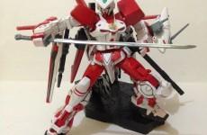 HG Astray Red Frame Custom