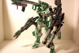 Astray Green Frame