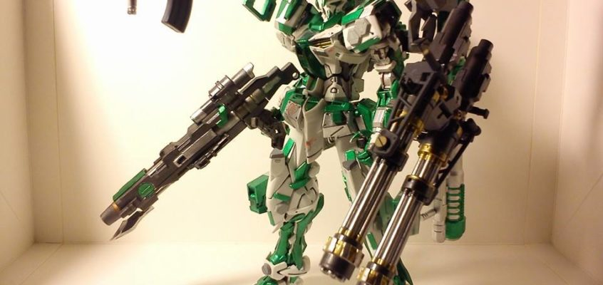 Astray Green Frame Custom