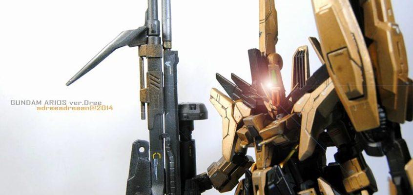 Gundam Arios Ver Dree