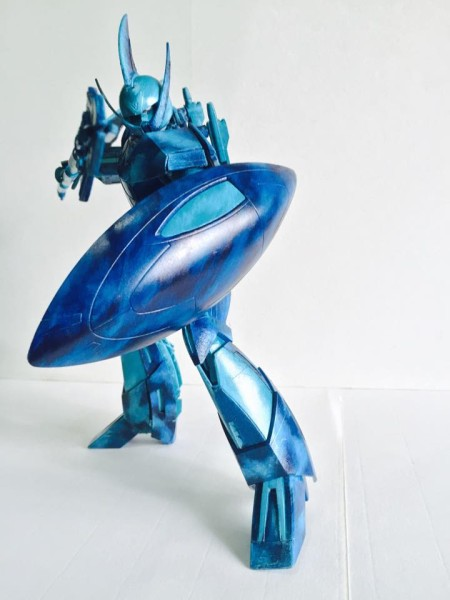 Gundam Elementals Project Turn A Water Type By Toby Genato