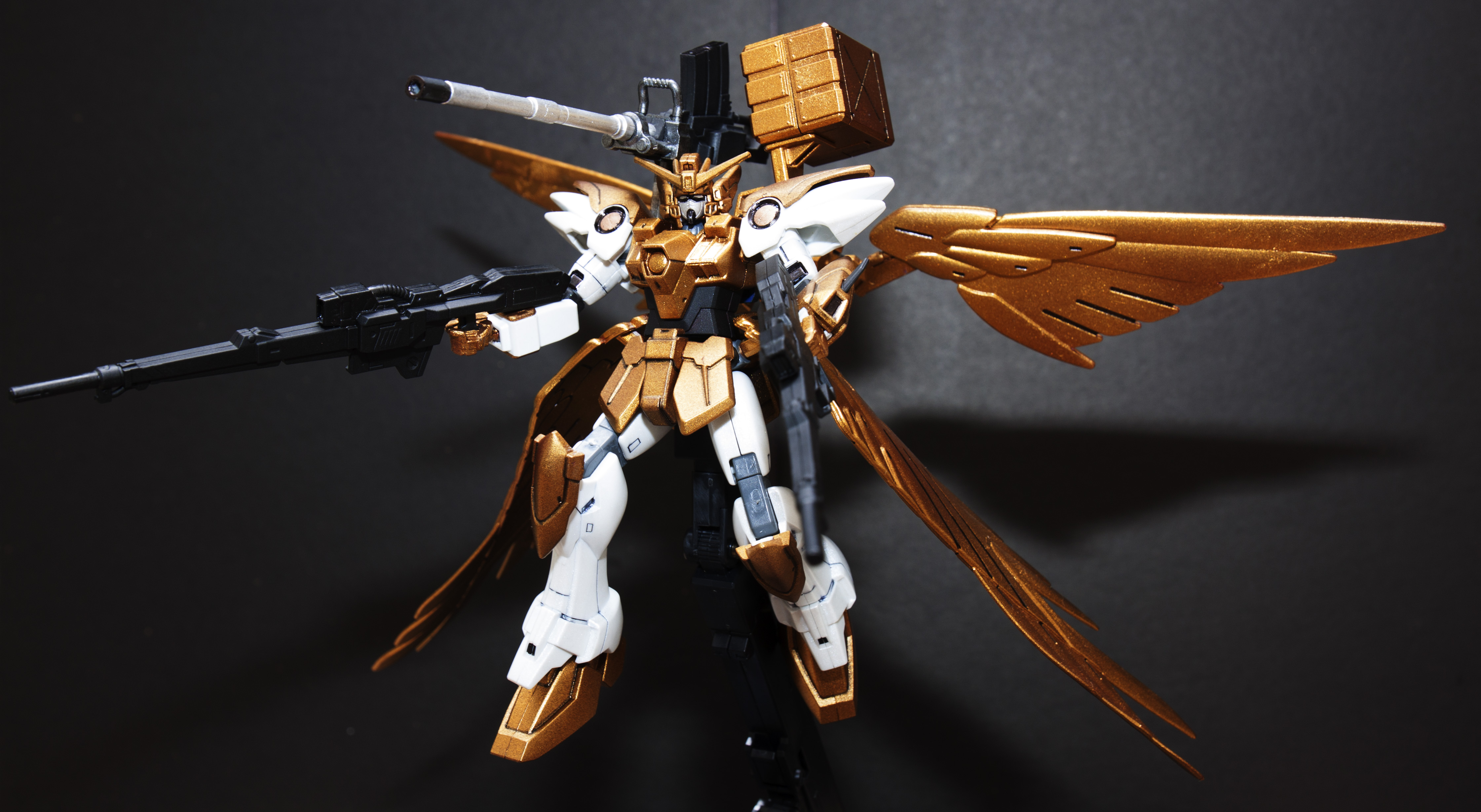Spray Can Paint Gundam