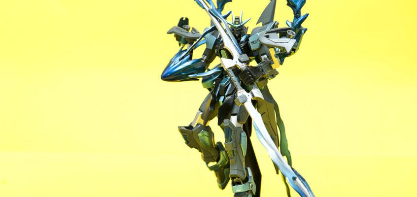 Hellgate Burning Gundam | Project by Evon