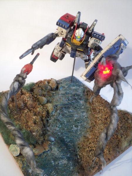 gmiii--rgm-86r-diorama-under-attack_21300906393_o