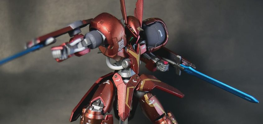 HGIBO 1/144 Grimgerde Valkyrie by Lunel Andrew Sayon