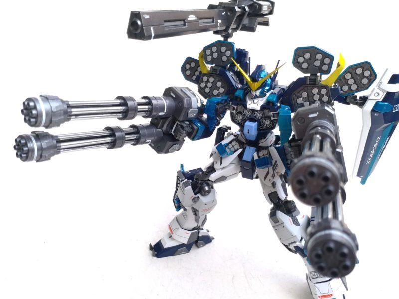 Supernova Heavy Arms Custom by Rendy Iswanto