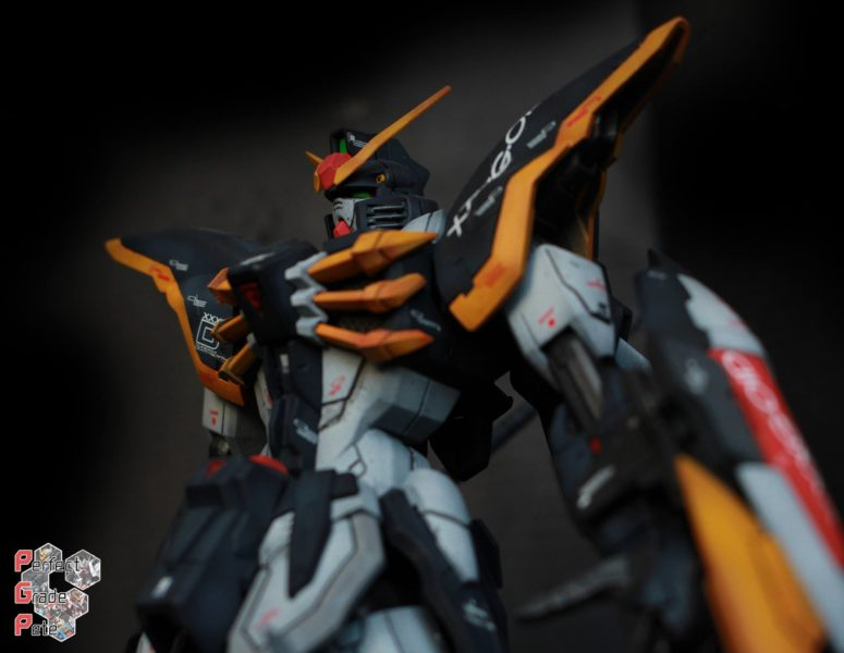 1/100 MG Deathscythe Kitbash | Custom Build by Perfect Grade Pete