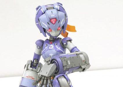 Mobile Doll Sarah Diver Battle Form by Erix93