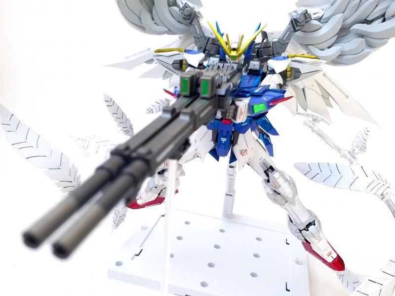 Supernova/Modelheart Wing Zero Custom by Rendy Iswanto