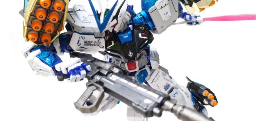 Astray Blue Frame Custom by Rendy Iswanto