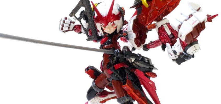 Gundam Girl ARF-Chan by Rendy Iswanto