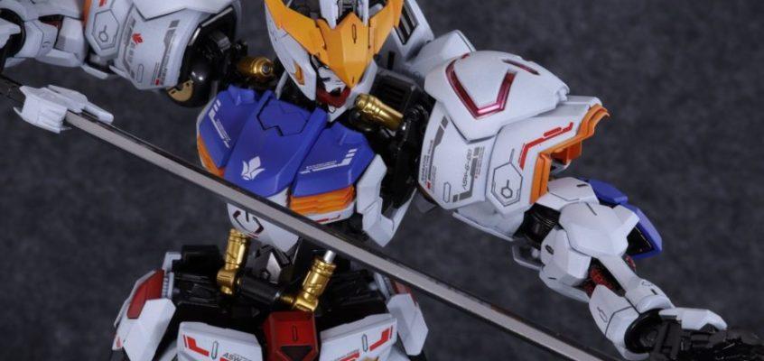 1/100 Master Grade Gundam Barbatos  | Custom Painted by Mild Custom