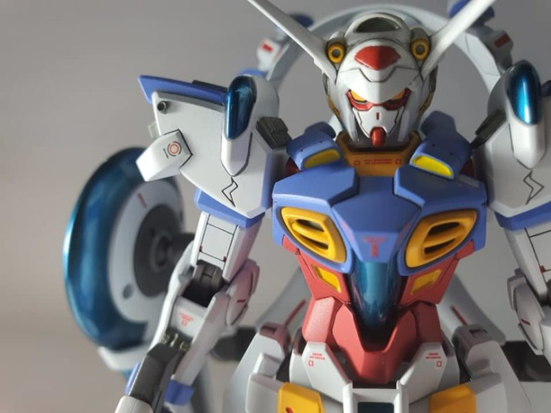 HG1/144 Gundam G Self Perfect Pack | Custom Painted by APE (Angry Plamo Enthusiast)