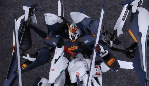RX-124 Gundam TR-6 [Haze'n-thley II-Rah]  by Mild Custom