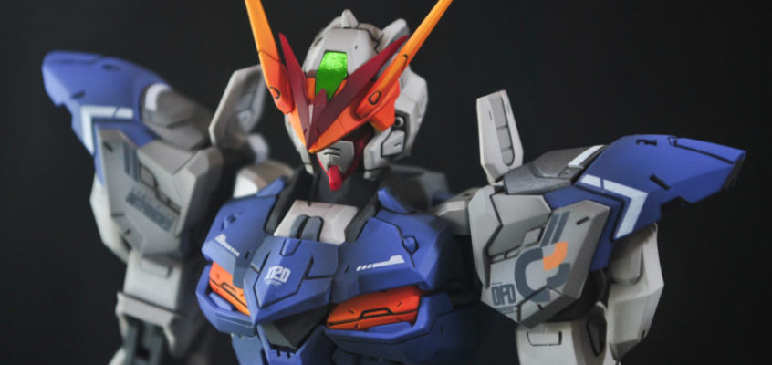 Master Grade 1/100 ZGMF-X12D Astray Outframe D by StudioBee