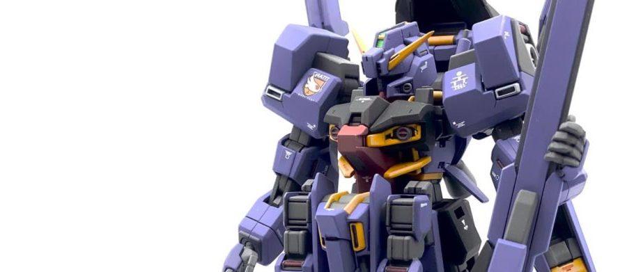 1/144 GUNDAM TR-1 HAZE'N-THLEY | Customized by Modokan