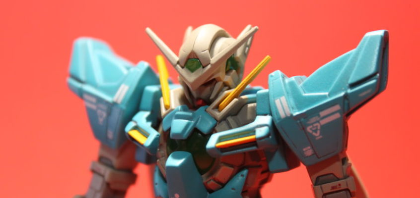 Custom HG 1/144 Exia GN-001 Custom Painted by UN_Z_BLOOM