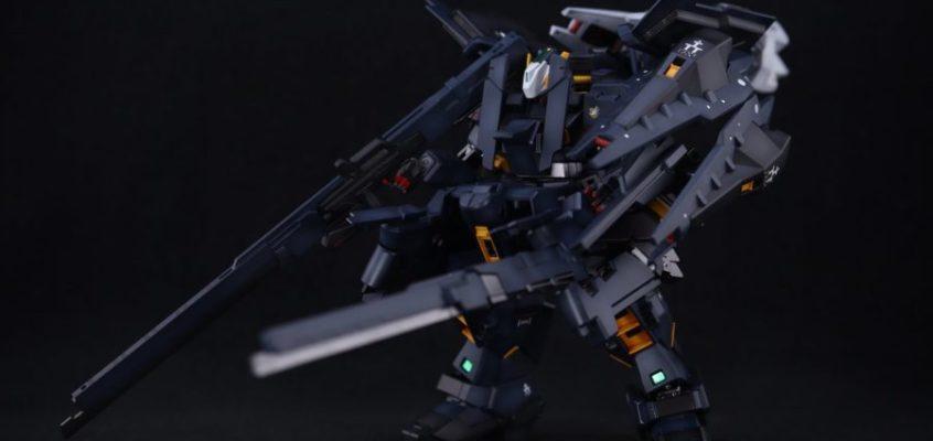 RX-121-1 + FF-X29A Gundam TR-1 [Hazel-Rah] Second Form by MILD Customs