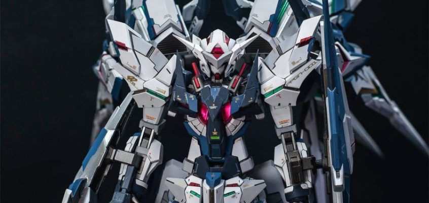 YujiaoLand – MG Amazing Exia Gundam by The Wolfz