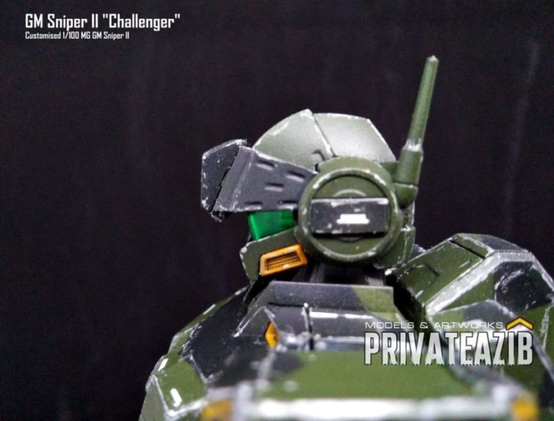 "GM Sniper II ""Challenger"" by PrivateAZIB"