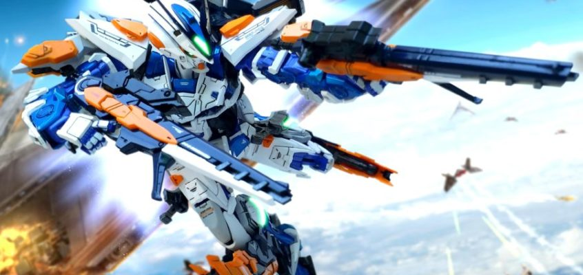 ASTRAY BLUE FRAME 3RD | Custom Painted by Rendy Iswanto